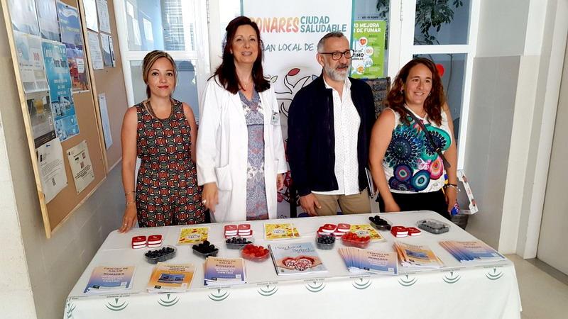 centro salud bonares
