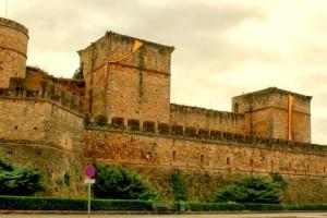 El castillo de Niebla podrá visitarse a partir de julio.