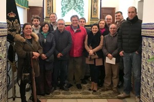 Elegida la nueva Junta de Gobierno de la Hermandad del Rocío de Bonares.