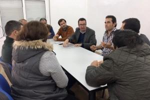 """El PP de Huelva asegura en Lucena del Puerto que  modificará el Plan de la Corona Norte para que """"el agua llegue a todos"""""""