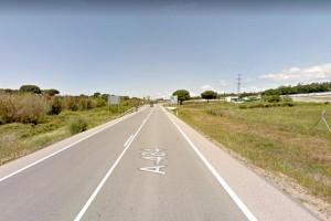 Accidente con siete heridos en Bonares.