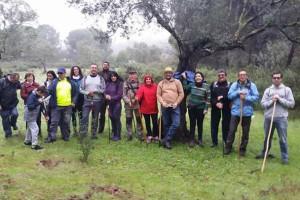 El Ayuntamiento de Niebla y Andarines Niebla organizan una jornada de senderismo con `tostón´ incluido.