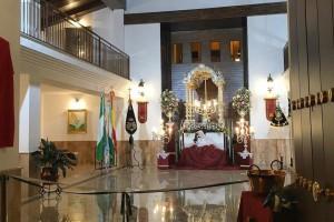 Inaugurada la Casa Hermandad del Rocío en Bonares.