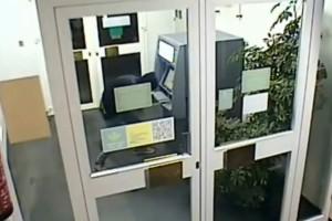 Detenido el autor de explosiones para robar en un cajero de Bonares.