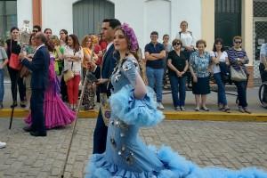 Procesión Verbena de la Calle El Pozo.