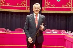 Juan Antonio García toma posesión como alcalde de Bonares.