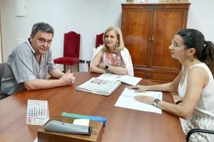 Cierre de pozos: el alcalde de Lucena defiende ante la Subdelegación la postura de su pueblo.