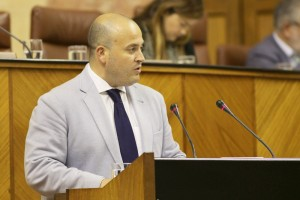 """Díaz (Cs) considera que """"el presidente de la CHG debería pensar en dimitir, y el PSOE, en pedir perdón""""."""