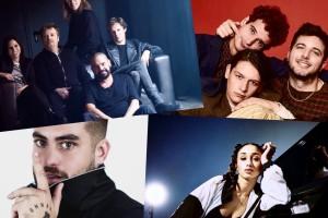 La mítica banda alemana Alphaville y el fenómeno indie Carolina Durante, en los conciertos de San Sebastián