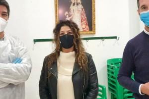 Dimite la concejal de Salud de Bonares por vacunarse contra el Covid-19 sin corresponderle