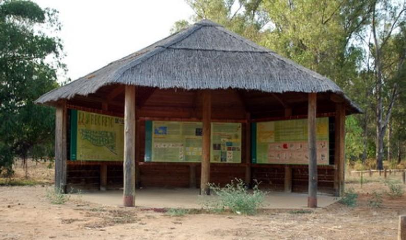 El Ayuntamiento de Bonares y la Junta acuerdan impulsar actividades en el Arboreto de El Villar.