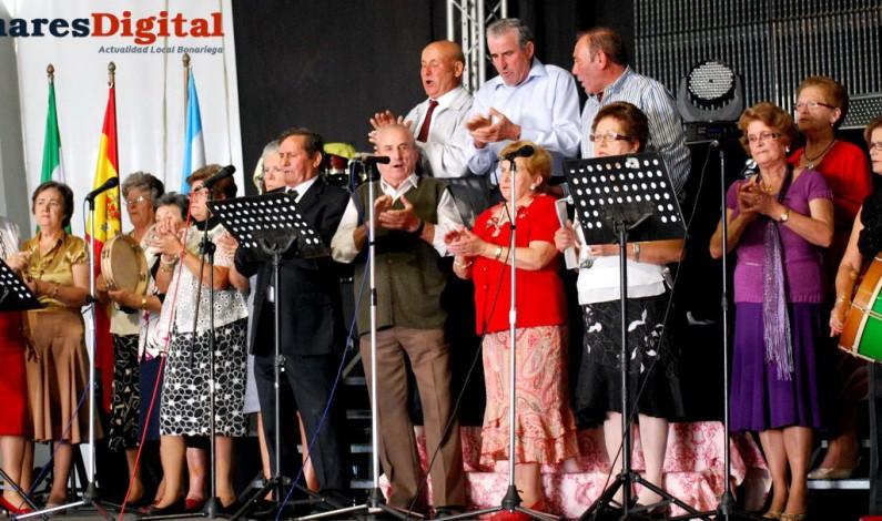Gala Benéfica en la Carpa del Recinto Ferial.
