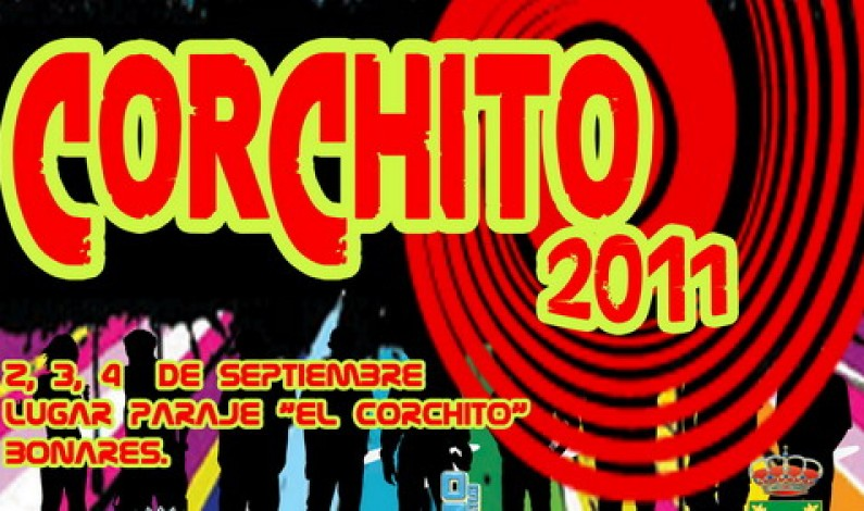 Programación Fiesta del Corchito 2011.