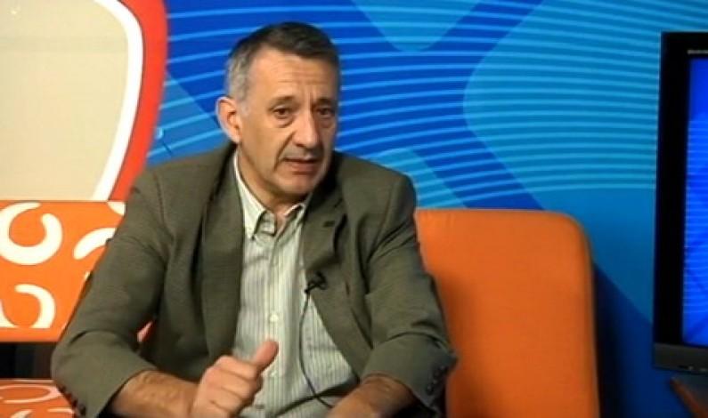 Entrevista a Juan Antonio García Presidente de la Mancomunidad del Condado de Huelva.