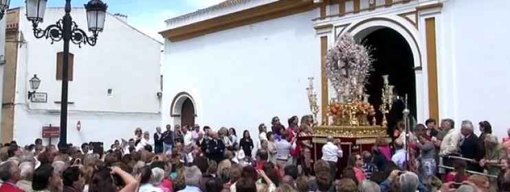 El coronavirus deja de nuevo a Bonares sin sus fiestas de las Cruces de Mayo.