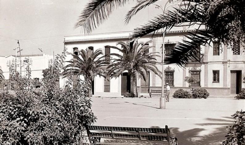 La Plaza de España por Raúl Delgado.