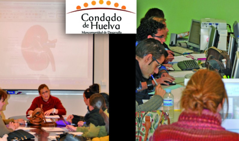 Comienzan en Bonares los Cursos Huelva Avanza de la Mancomunidad del Condado.