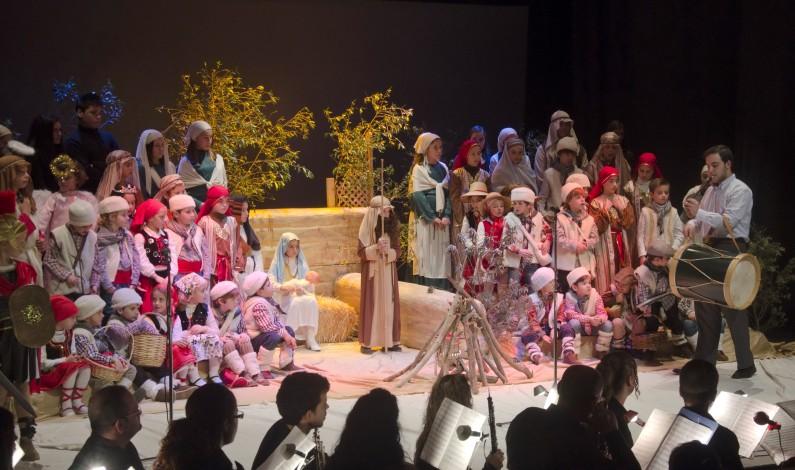 Belén Musical 2012, hoy a las 5 de la tarde último pase.