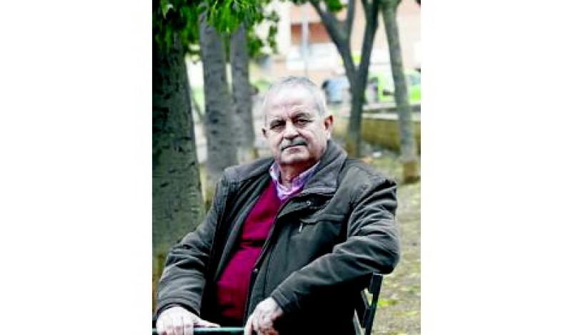 Un bonariego presidente de la casa de Andalucía en Caceres.