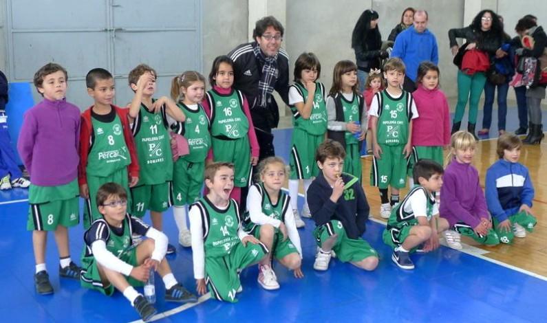 Bonares acoge el próximo domingo la 6ª Concentración de Benjamines de baloncesto.