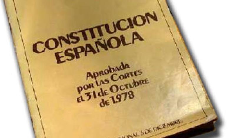 Nuestra Constitución.
