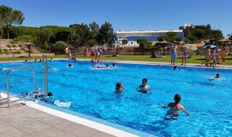 Comienza la temporada de piscina con una importante reducción en los precios.