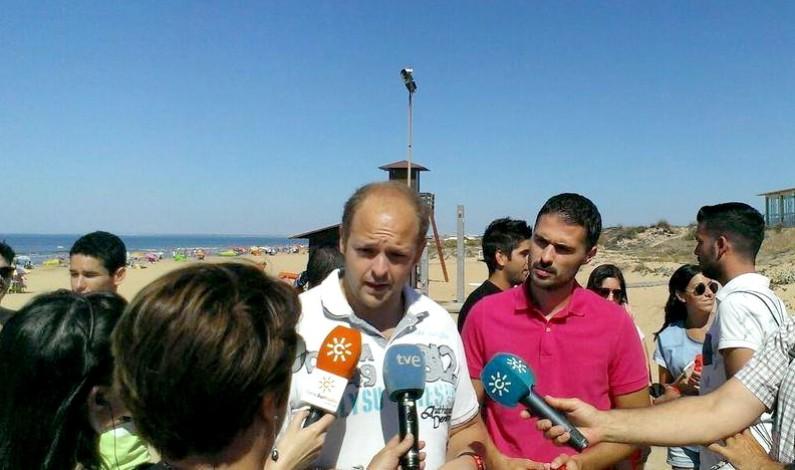 Entrevista a Sebastian Pérez Coronel secretario general de Juventudes Socialistas de Huelva.