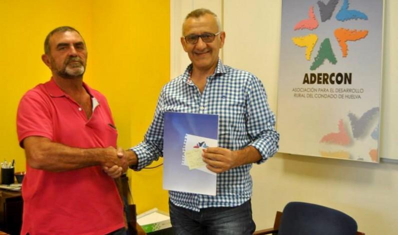 Adercon entrega cerca de 900.000 euros a 22 empresas del Condado.