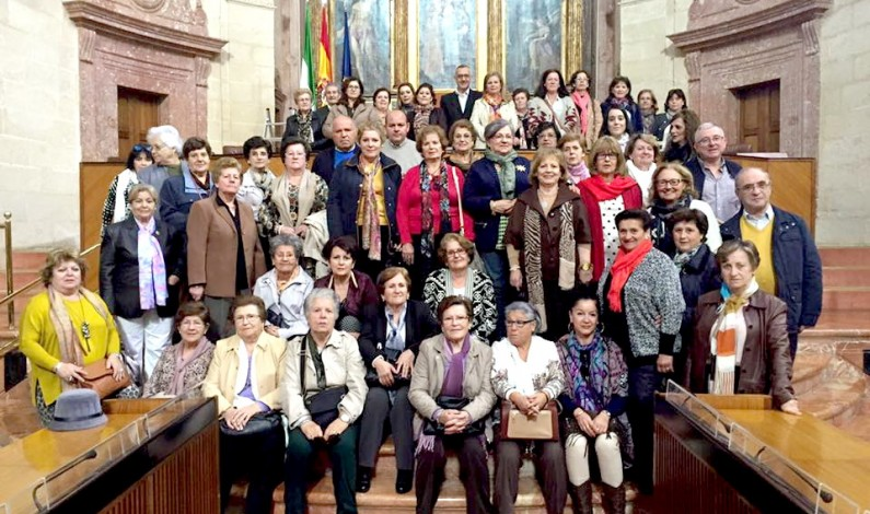 Éxito de participación en la semana cultural de la mujer de Bonares.