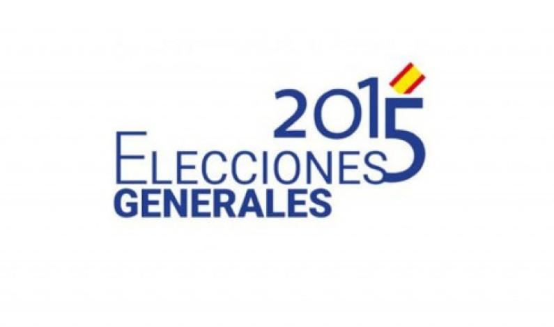 Resultado de las Elecciones Generales 2015 en Bonares.