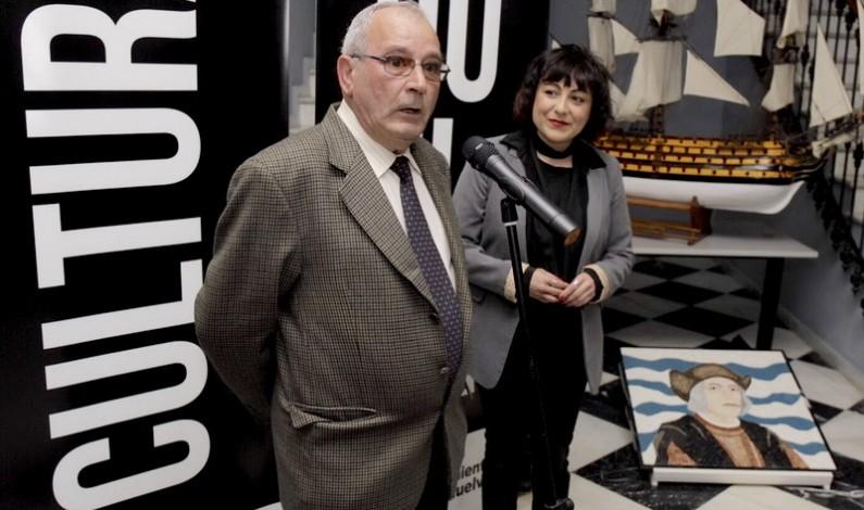 Inaugurada en la Casa Colón la exposición 'Mosaicos' del bonariego Ildefonso Pérez Velo.