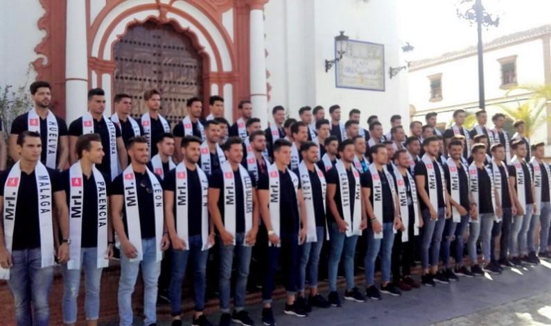 Ya están en Huelva Los 57 hombres más guapos de España.