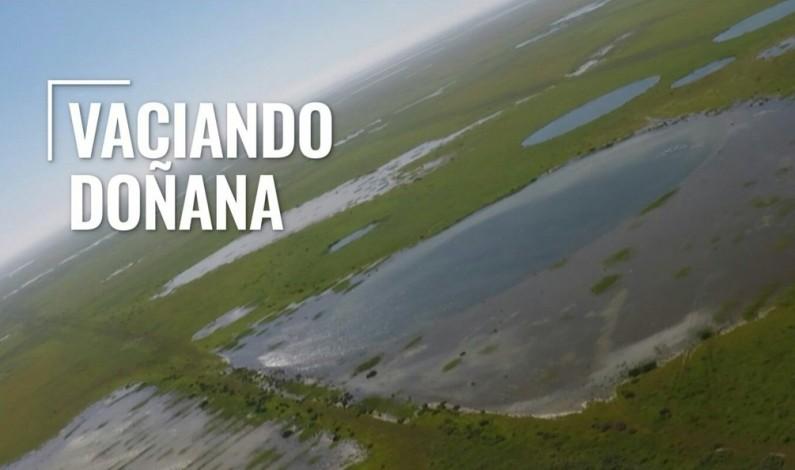 """Con el título """"Vaciando Doñana"""" viene Jordi Évole al Condado para criminalizar nuestra agricultura."""