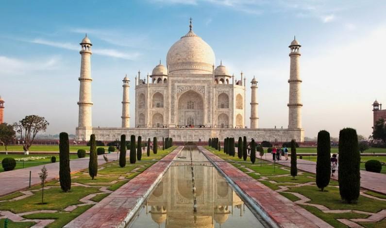 Viajar a la India.