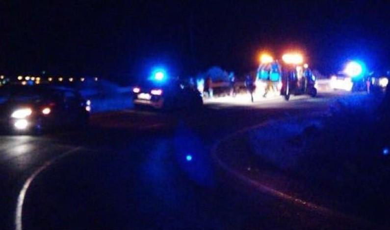 Mueren dos menoresen un accidente en Almonte y seis personas quedan heridas .