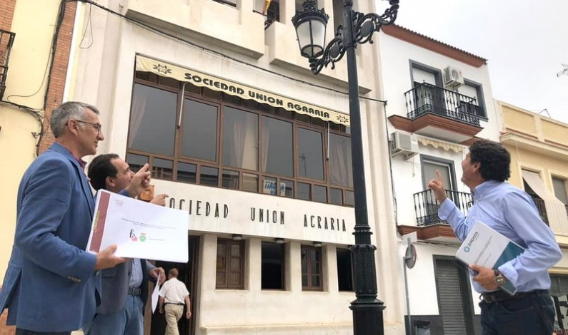 Bonares incluido en un proyecto de mejora energética con cerca de 400.000€
