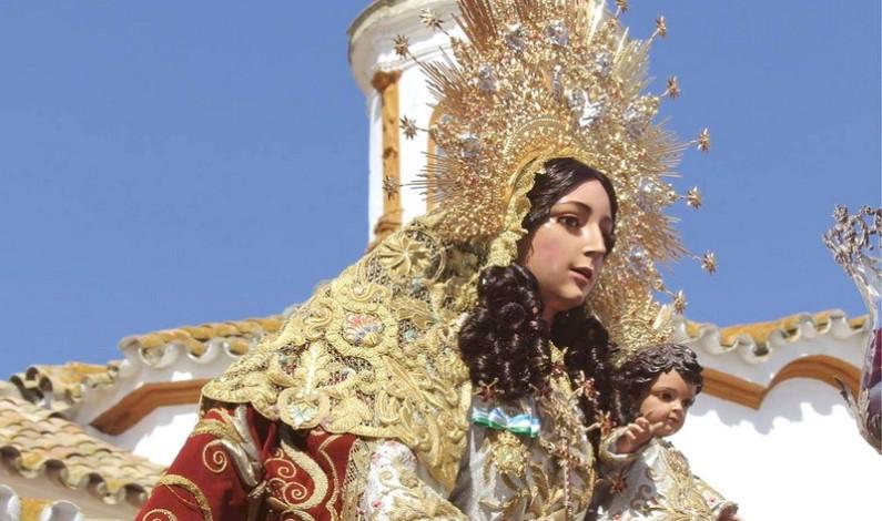 """Programación de las Fiestas Patronales de Bonares """"Santa 2018"""""""