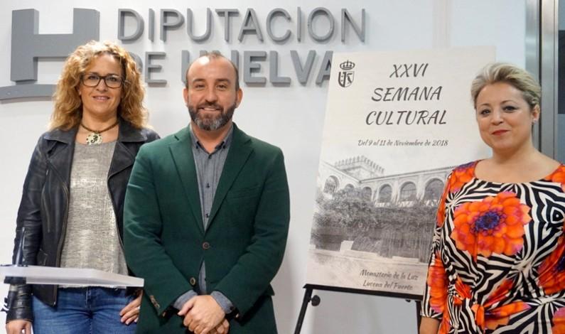 XXVI Semana Cultural de Lucena del Puerto.