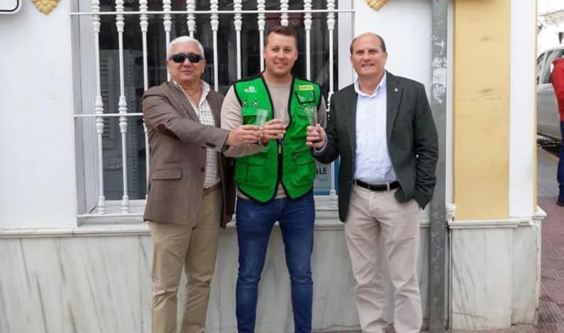 Moguer agraciada con 30 millones de euros en El Sorteo de Navidad de la ONCE.