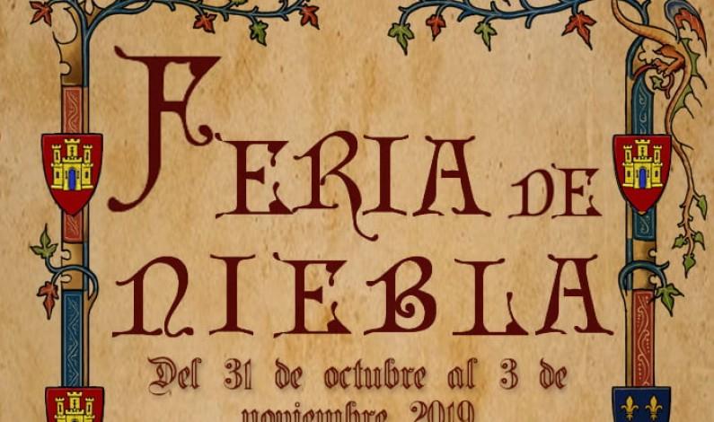 Feria de Niebla 2019, Programación.