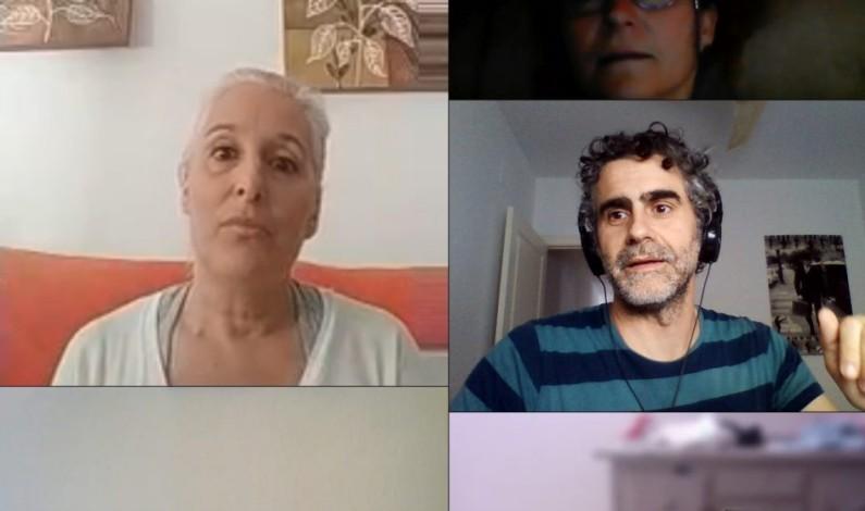 «Mientras tanto», un corto sobre cómo ha afectado el confinamiento a algunas familias con adolescentes de Bonares.
