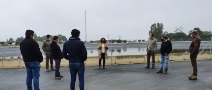 El Fresno Guadalquivir cerrará todos los pozos de la nueva concesión de agua antes del 1 de julio