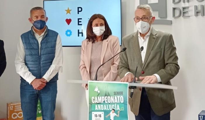 Bonares acoge el Andaluz de Bádminton Senior.