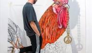 El taller de 'Huelva Ciudad Cultura' arranca este viernes con el talento del bonariego Wild Welva, que impartirá un curso de arte urbano