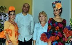 Desfile de Moda Flamenca en Bonares.