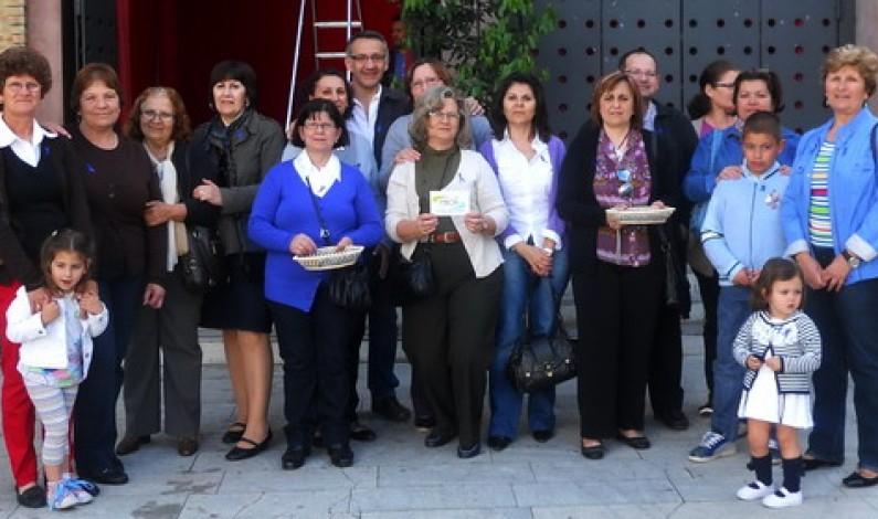 Bonares celebró el Día Mundial de la Fibromialgia.