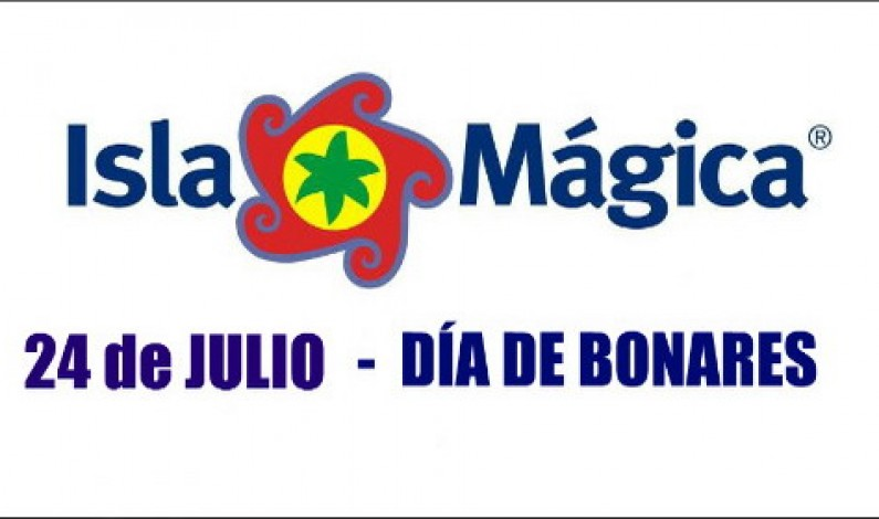 Día de Bonares en Isla Mágica.