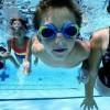 Cursos de natación, Verano 2012.