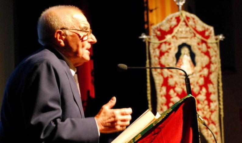 Manuel Martín Carrasco, pregonero de las Festas Patronales 2010