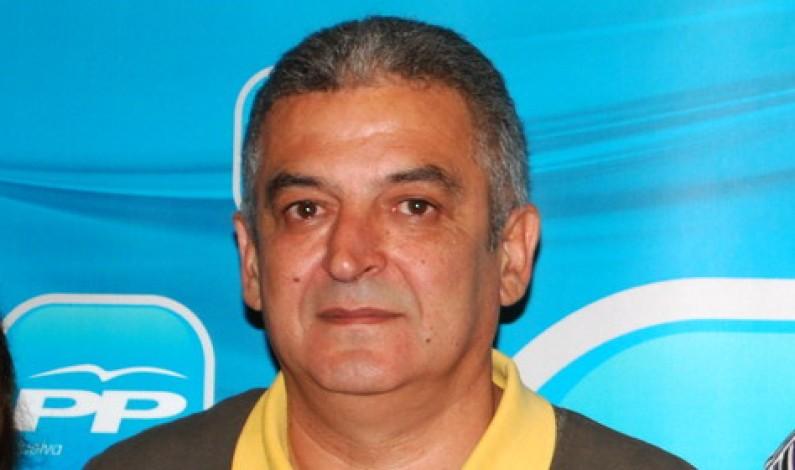 Pedro Carrasco Barriga, nuevo candidato por el Partido Popular a la alcaldia de Bonares.